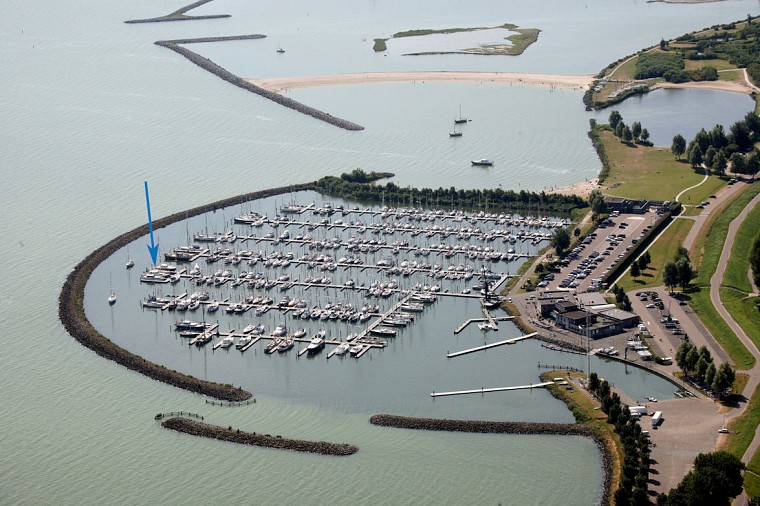 Berth Regattacenter Medemblik