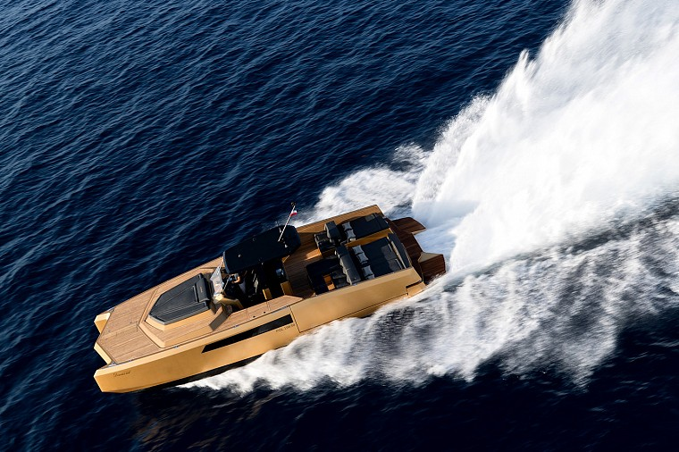 Sunreef 40 Open Power